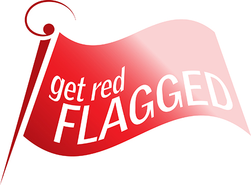 Get Red Flagged LOGO 492